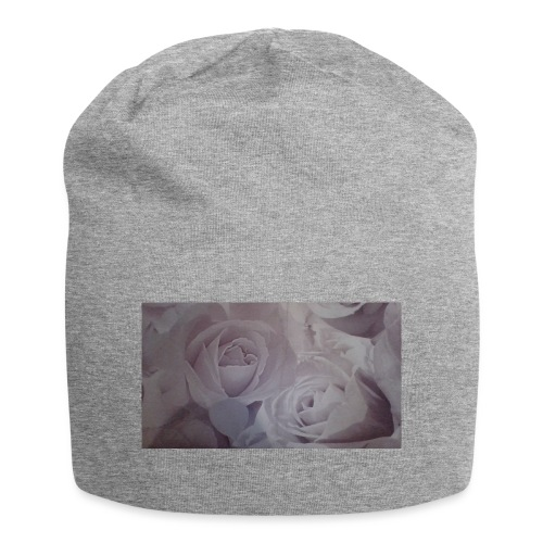 perfect pink rose's - Jersey Beanie