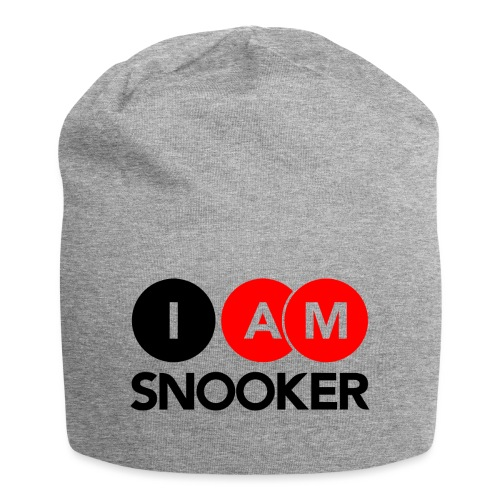 I AM SNOOKER - Jersey Beanie