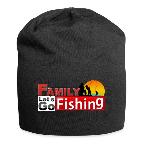 FAMILY LET'S GO FISHING FUND - Jersey Beanie