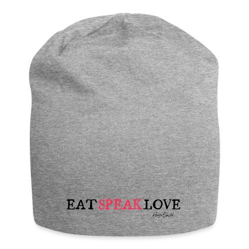 EatSpeakLove - Jersey-Beanie