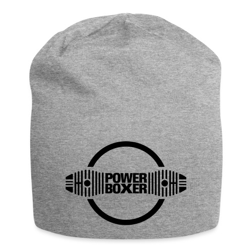 Motorrad Fahrer Shirt Powerboxer - Jersey-Beanie