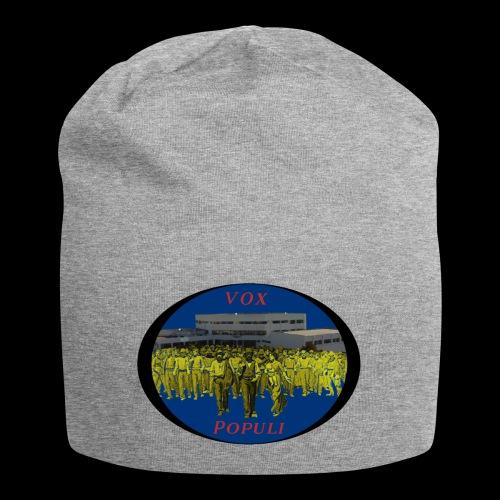 Vox Populi - Beanie in jersey