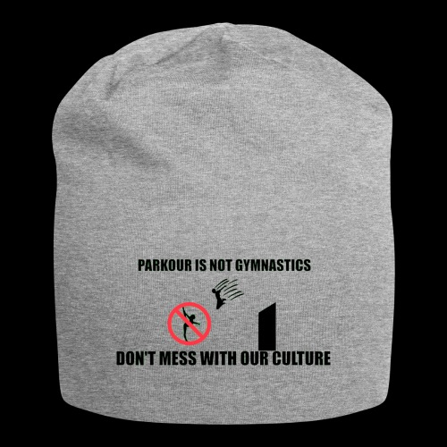DON'T MESS WITH OUR CULTURE - Jersey Beanie