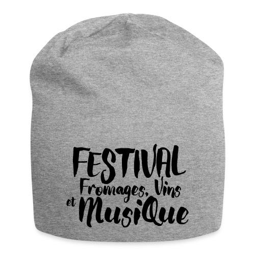 Festival FVM - Bonnet en jersey