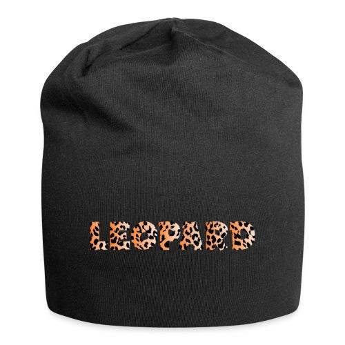 leopard 1237253 960 720 - Jersey-Beanie