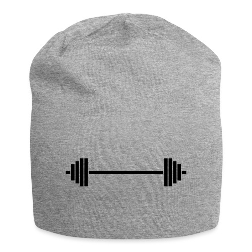 barbell - Jersey-Beanie
