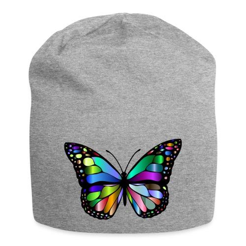 Kolorwy Motyl - Czapka krasnal z dżerseju