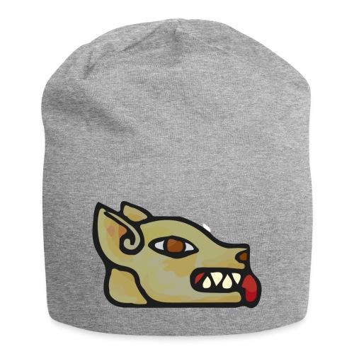 Aztec Icon Dog - Jersey Beanie