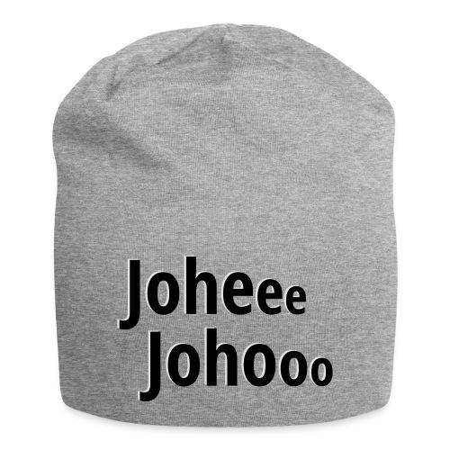 Premium T-Shirt Johee Johoo - Jersey-Beanie