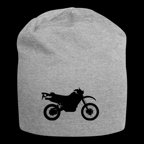 Four Wheels Moves The Body, Two Wheels Moves The S - Jersey Beanie
