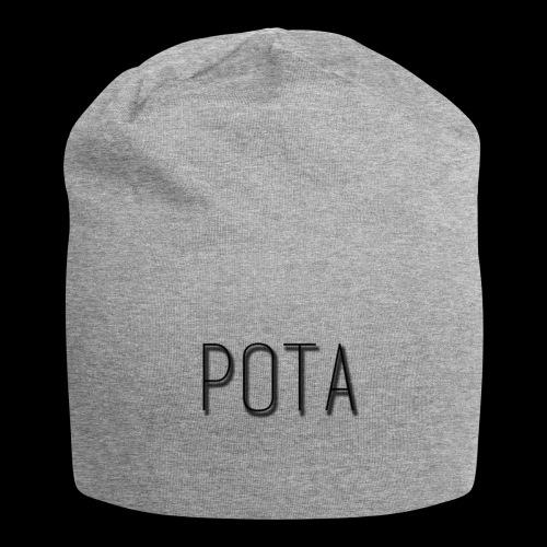 pota2 - Beanie in jersey