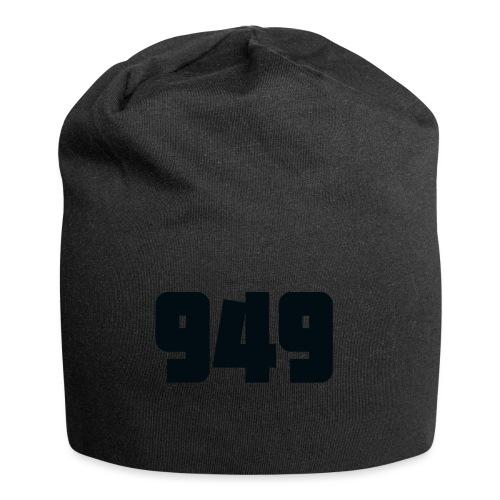 949black - Jersey-Beanie
