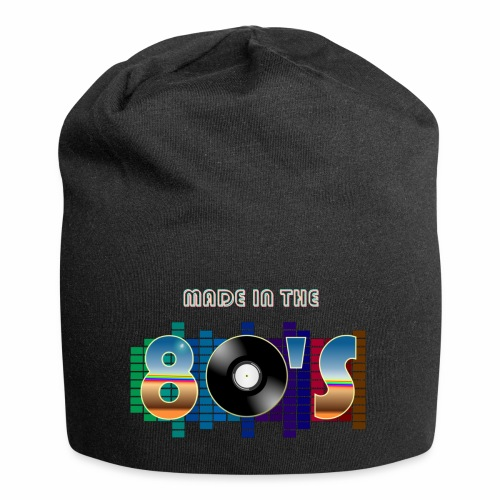 Made in the 80's - Jersey Beanie