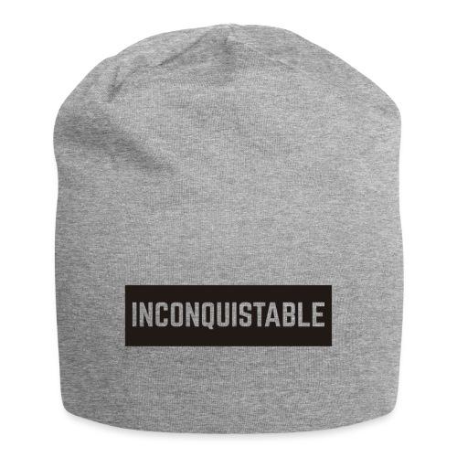 INCONQUISTABLE - Gorro holgado de tela de jersey