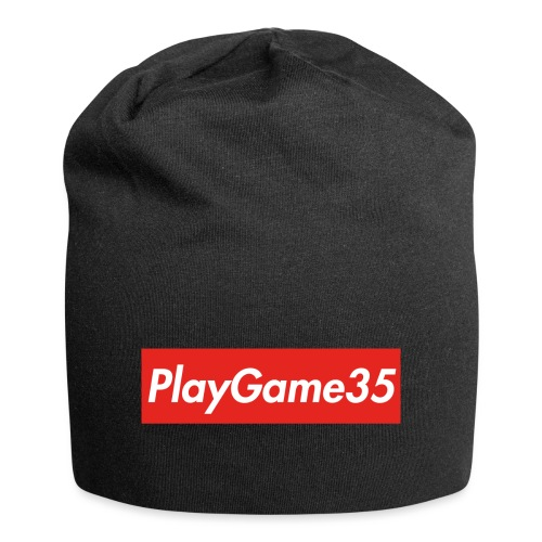 PlayGame35 - Beanie in jersey