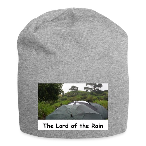 The Lord of the Rain - Neuseeland - Regenschirme - Jersey-Beanie