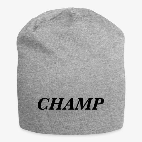CHAMP - Jersey-Beanie