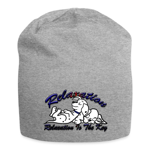 Relaxation Is The Key - Jersey Beanie