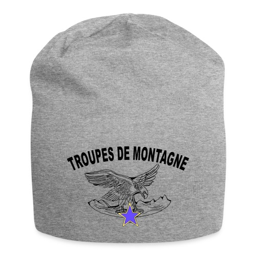 choucasTDM dos - Bonnet en jersey