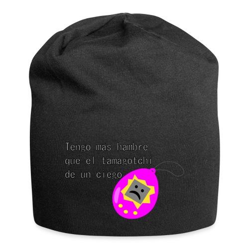 tamagotchi - Gorro holgado de tela de jersey