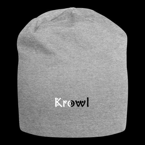 Krowl 1st Yin & Yang Design - Bonnet en jersey