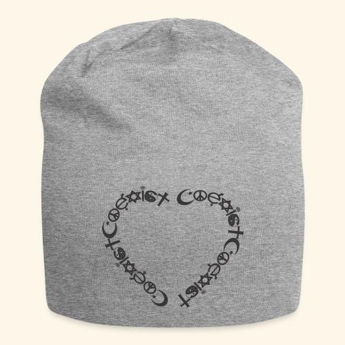 Coexit en coeur - Bonnet en jersey