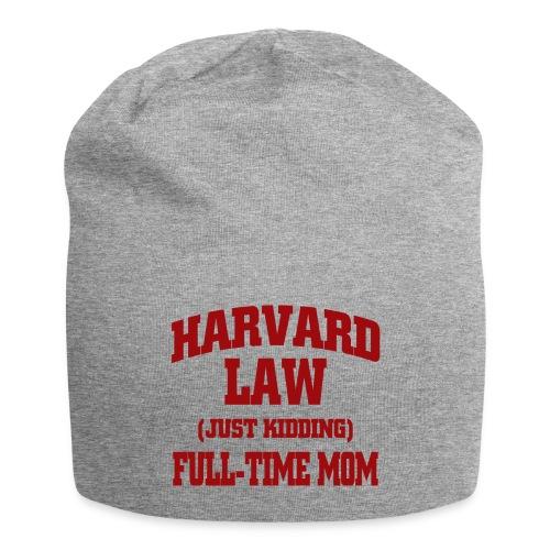 harvard law just kidding - Czapka krasnal z dżerseju