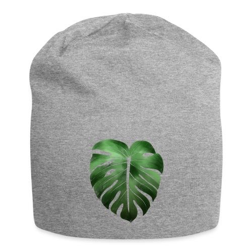Foglia dalla Natura - Beanie in jersey