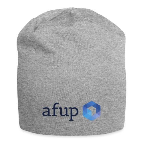 Le logo officiel de l'AFUP - Bonnet en jersey