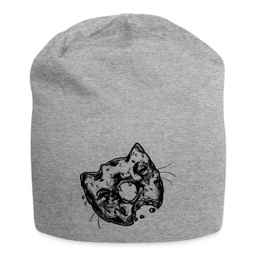 Dona Gato Negro - Gorro holgado de tela de jersey