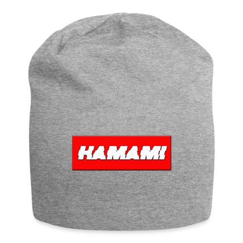 HAMAMI - Beanie in jersey