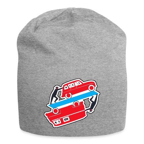 Logo vehicules-anciens.fr - Bonnet en jersey