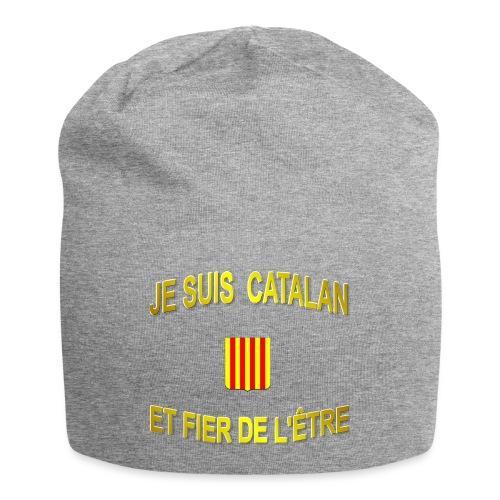 Dessous de verre à l'emblème du PAYS CATALAN - Bonnet en jersey