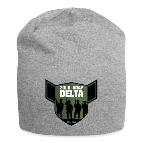 Zulu X-Ray Delta Logo - Jersey Beanie
