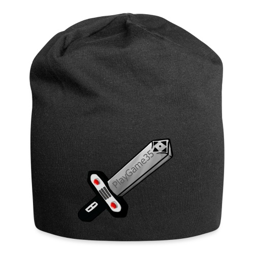 Logo PlayGame35 - Beanie in jersey