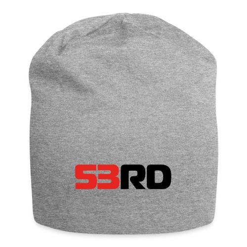 53RD Logo lang (schwarz-rot) - Jersey-Beanie