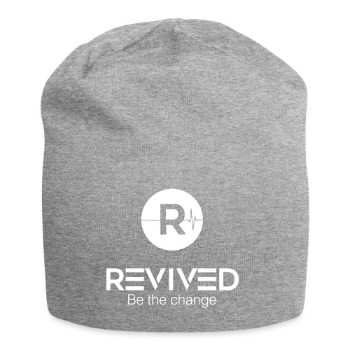 Revived Be the change - Jersey Beanie