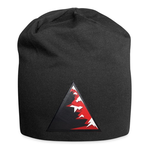 Climb high as a mountains to achieve high - Jersey Beanie