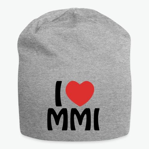 I love MMI - Bonnet en jersey