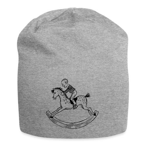 konik na biegunach - Czapka krasnal z dżerseju