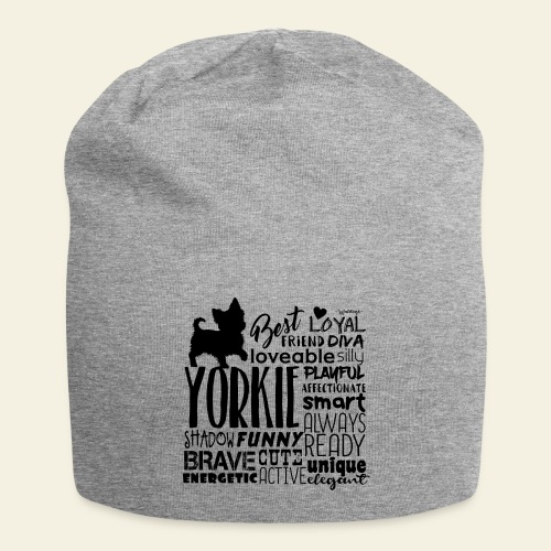 Yorkshire Terrier Words B - Jersey-pipo