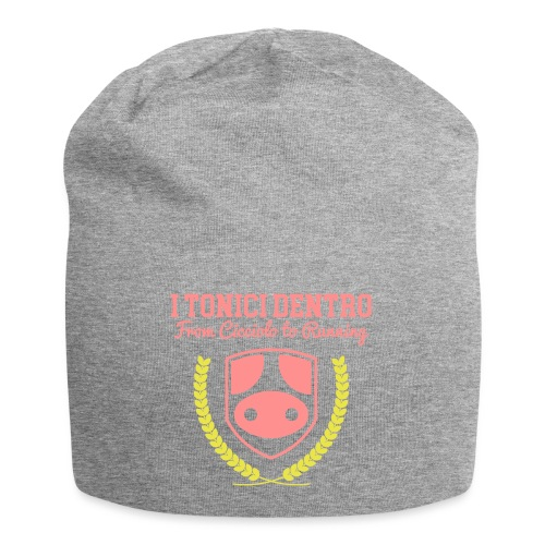 i Tonici Dentro - Beanie in jersey