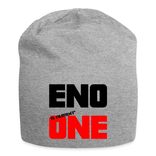eno is number one - retro / musta - Jersey-pipo