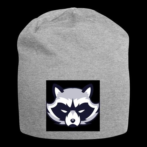WaschbeerKopf Logo :) - Jersey-Beanie
