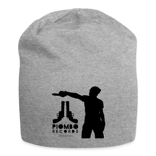 PIOMBO GANGSTA - Beanie in jersey