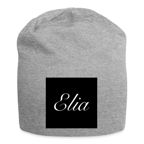 ELIA (Black and white) - Jersey-Beanie