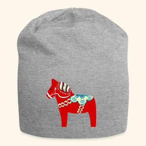 Röd dalahäst - Jerseymössa