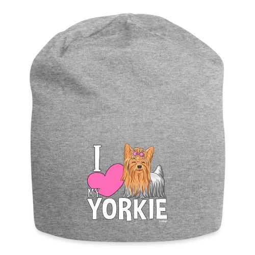 I love my Yorkie - Jersey-pipo