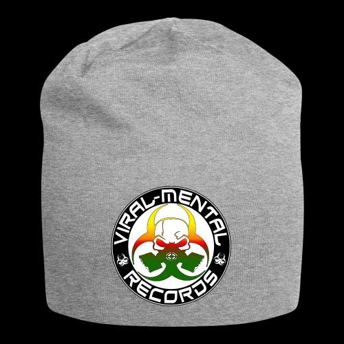 Viral Mental Records Logo - Jersey Beanie