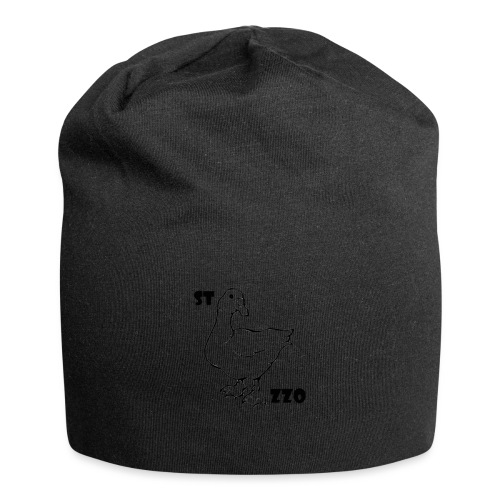 REBUS...STOCAZZO - Beanie in jersey